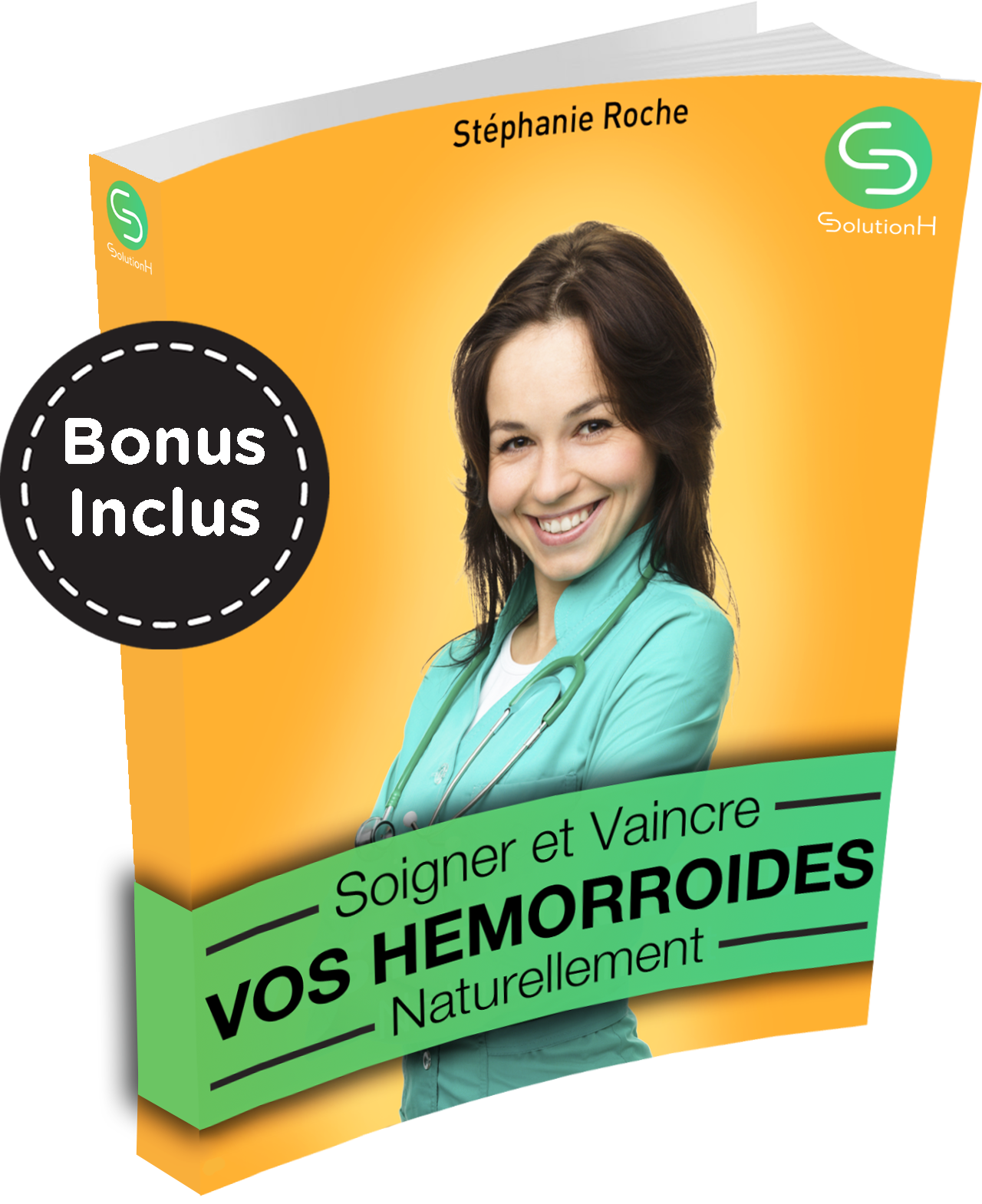 La Solution H - Guide naturel contre les hémorroïdes