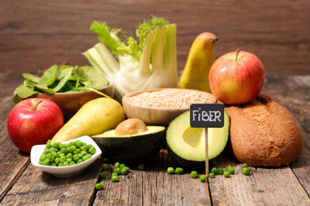 Crise hemorroidaire fibres alimentation