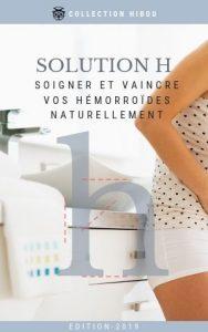 Solution H contre les hémorroides